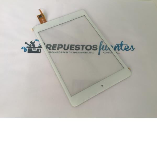 Pantalla Tactil para Tablet Hyundai Athenea - Blanca