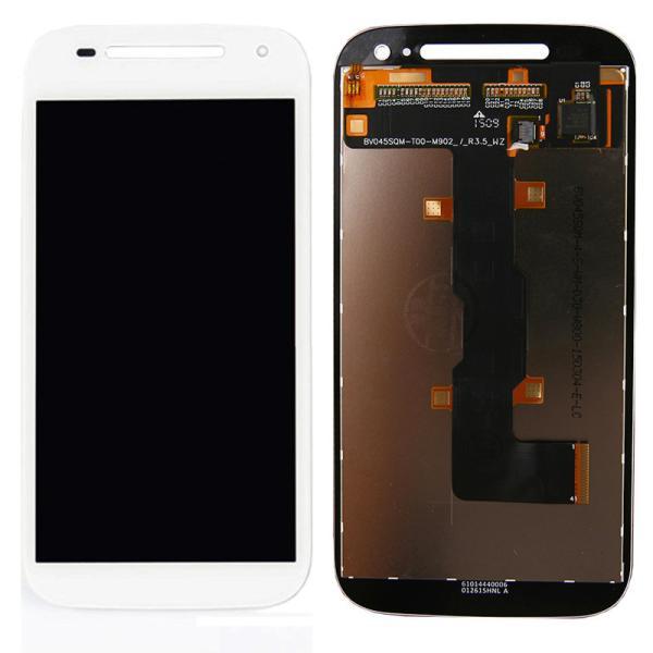 Repuesto Pantalla Tactil + LCD para Motorola Moto E 2nd Generación 4G LTE XT1524 - Blanca