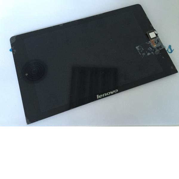 Repuesto Pantalla Tactil + LCD para Tablet Lenovo Yoga Tablet 8 Pulgadas B6000 - Negro