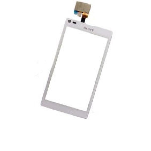 Pantalla Tactil para Sony xperia L S36h C2105 C2104 - Blanca