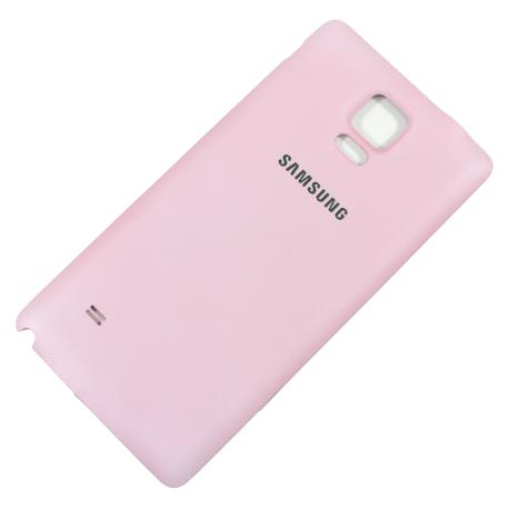Carcasa Tapa Trasera de Bateria para Samsung Galaxy Note 4 SM-N910 - Rosa