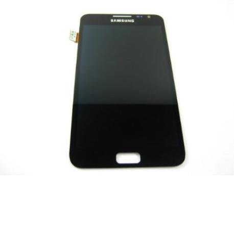 Pantalla Tactil + LCD Display para Samsung Galaxy Note 1 N7000 - Negra / Remanufacturada