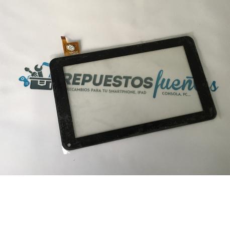 Pantalla Tactil Universal Tablet China de 7 Pulgadas - 300-N4130A-A00_V1.0 - Negro