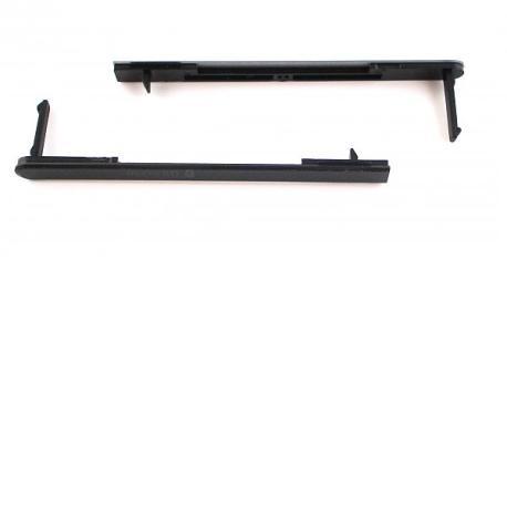 Tapadera para tarjeta SIM y Micro SD Sony Xperia M2 D2303 D2305 D2306 M2 Dual - Negra
