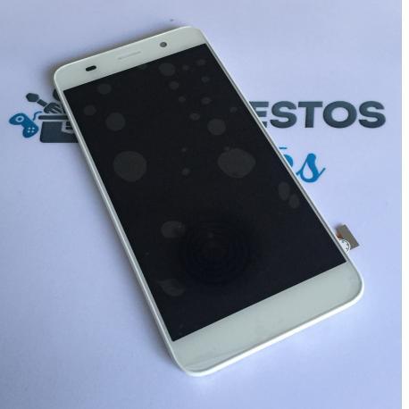 Pantalla Tactil + LCD Display con Marco para Huawei Honor 4A / Y6 4G - Blanco
