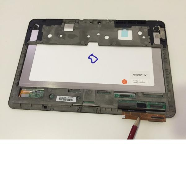 Repuesto de Pantalla LCD + Tactil BQ Edison 1 - Modelo 3 / 7873C V.2.0 (Flex con Click) / Recuperada