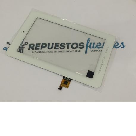 Pantalla Tactil para HP 7 Plus 1301 - Blanca