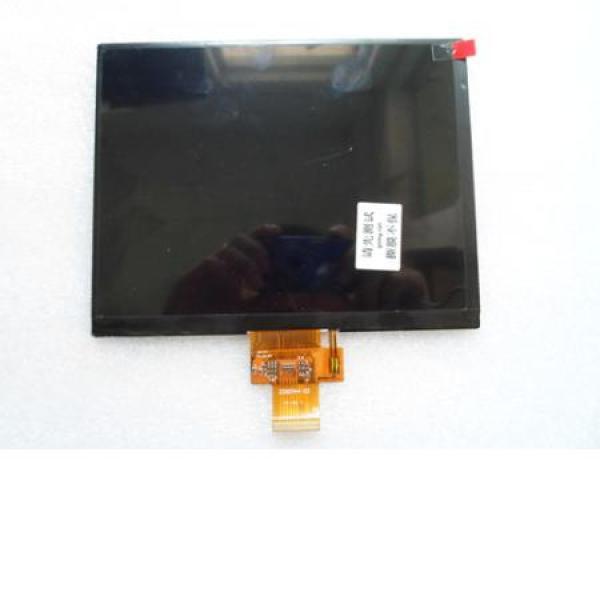 Pantalla LCD Universal para Tablet de 8 Pulgadas - HJ080IA-01B 32001144-03