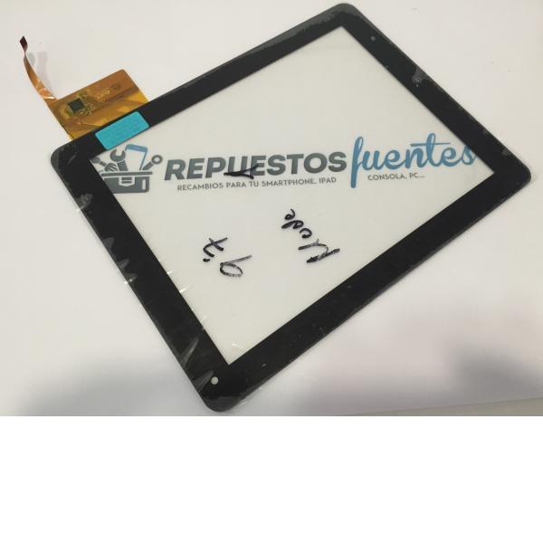 Repuesto Pantalla Tactil para Tablet d 9.7 Pulgdas 300-N3771A - Negra
