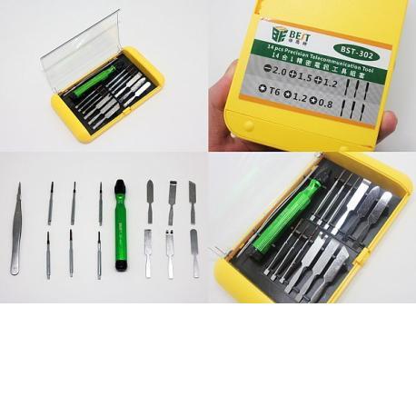 Herramientas Profesionales de Precisión Best-302