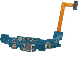 Flex Conector Carga Micro USB con Microfono para Samsung GT-I8260 Galaxy Core,GT-I8262 Galaxy Core