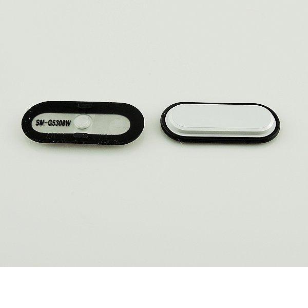 Botom Home Original para Samsung J500F,G530F,G531F - Blanco