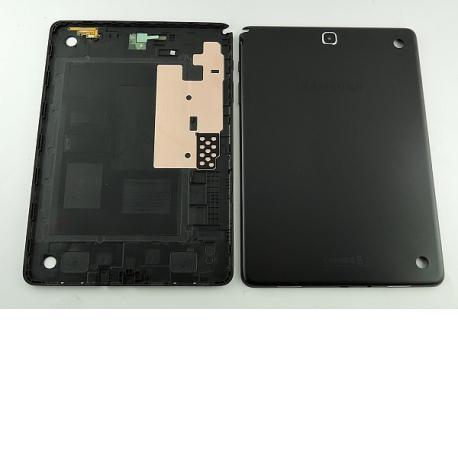 Carcasa Trasera Tapa de Bateria con Lente de Camara Original para Samsung Galaxy Tab A SM-P550 - Negra