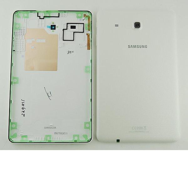"""Carcasa Trasera Tapa de Bateria Original para Samsung Galaxy Tab E (T560) 9.6"""" - Blanca"""