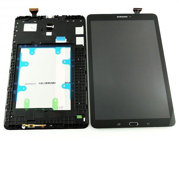 """Pantalla Tactil + LCD Display Original para Samsung Galaxy Tab E (T560) 9.6"""" - Negro"""