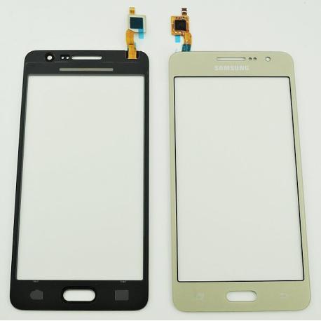 Repuesto Pantalla Tactil Original Samsung Grand Prime SM-G531F G531F G531 Oro