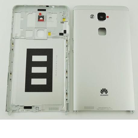 Repuesto Tapa Trasera Carcasa Huawei Ascend Mate 7 - Blanco