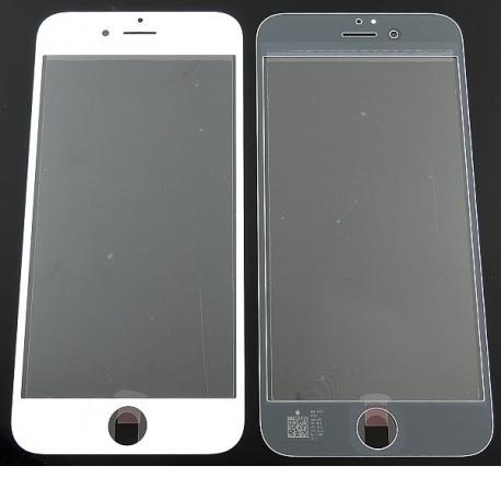 Ventana de Cristal para iPhone 6s, 6 - Blanco