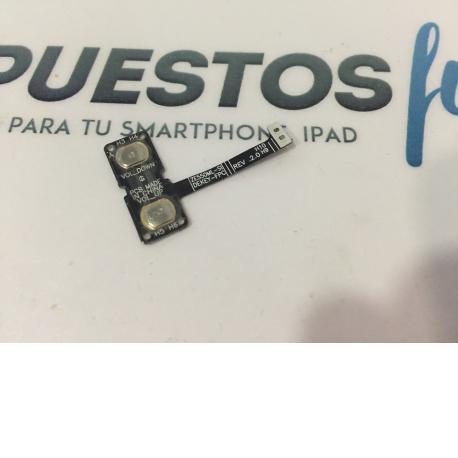 Flex Volumen para Asus Zenfone 2 ZE500