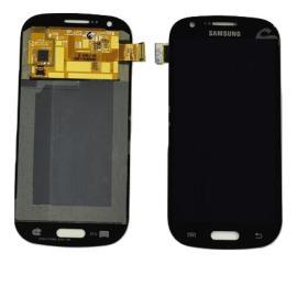 Pantalla Lcd display + Tactil Samsung Galaxy Express i8730 - Gris
