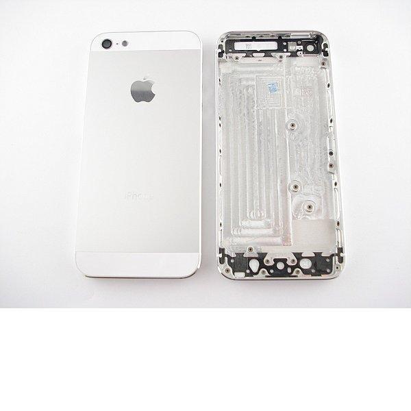 Carcasa Tapa Trasera de Bateria para iPhone 5 - Blanco