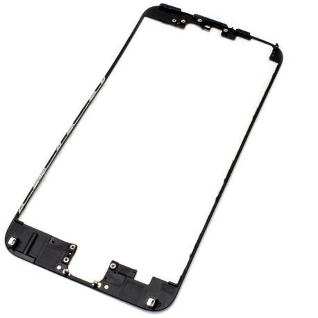 Repuesto Marco Frontal iPhone 6 + plus Negro
