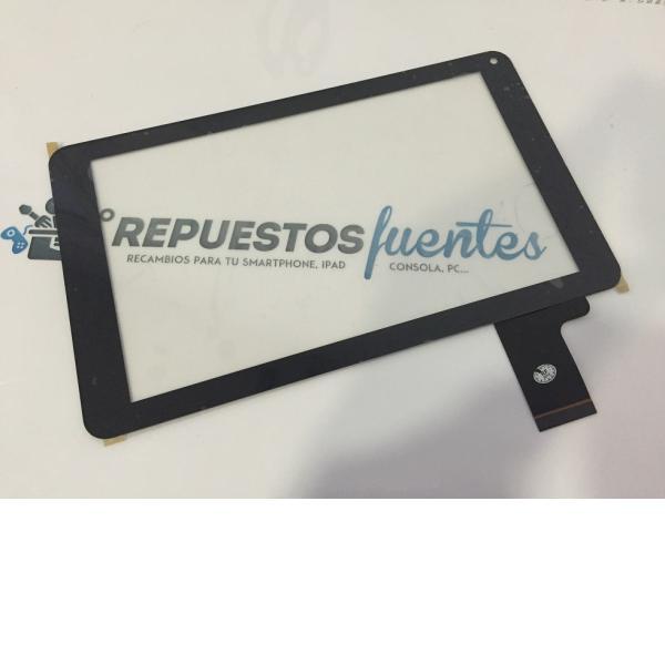 Pantalla Tactil Universal Tablet China 9 Pulgadas HOTATOUCH C137234A1 - DRFPC222T-V2.0 - Negra