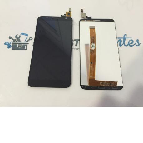 Pantalla Lcd + Tactil Alcatel one touch Idol 2S OT-6050 OT-6050Y Negra