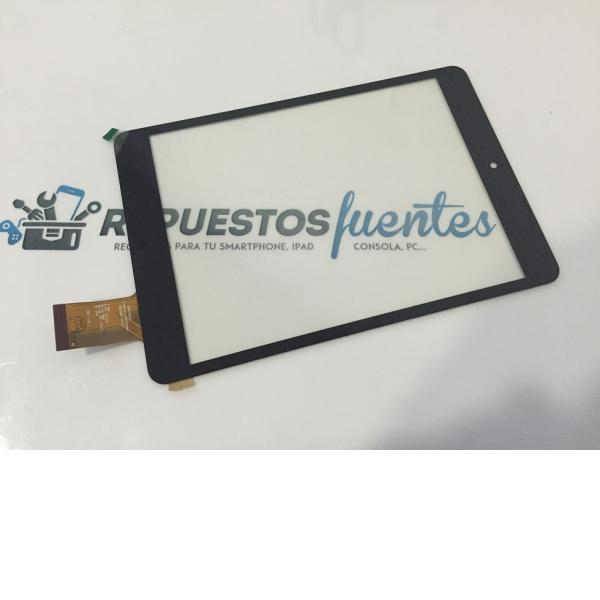 Pantalla Tactil Universal Tablet China Pulgadas HOTATOUCH C196131A1-FPC720DR - Negra