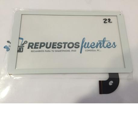 Pantalla Tactil Universal Tablet China 10.1 Pulgadas HOTATOUCH C145254B1-DRFPC253T-V2.0 - Blanca