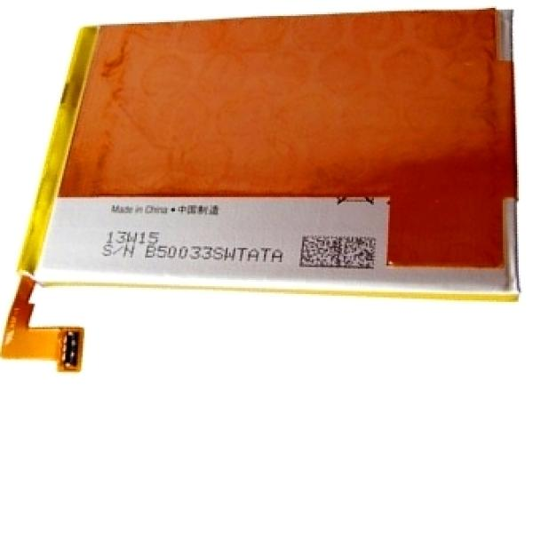 Batería Original para Sony Xperia SP de 2300mAh - Recuperadas