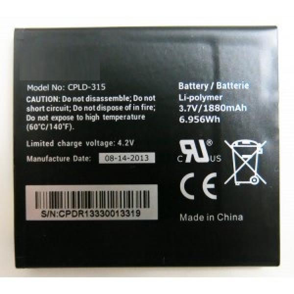 Bateria Vodafone 889N , 890N, 888N, Smart 4, Smart 4 Turbo, Smart 4G, CPLD-315 - Recuperada