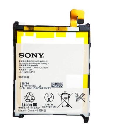 Bateria Original para Sony Xperia Z Ultra (C6802, C6806, C6833) de 3000mAh