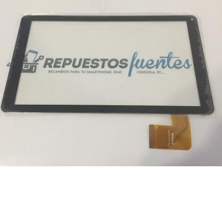 Pantalla Tactil para Tablet Woxter QX 103, SX110, SX100, SX200 de 10.1 Pulgadas WJ795-FPC V2.0 - Negra