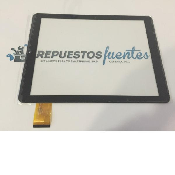"""Pantalla Tactil Universal Tablet 9.7"""" SPC GLOW 3G QUAD CORE 8GB - Negra"""