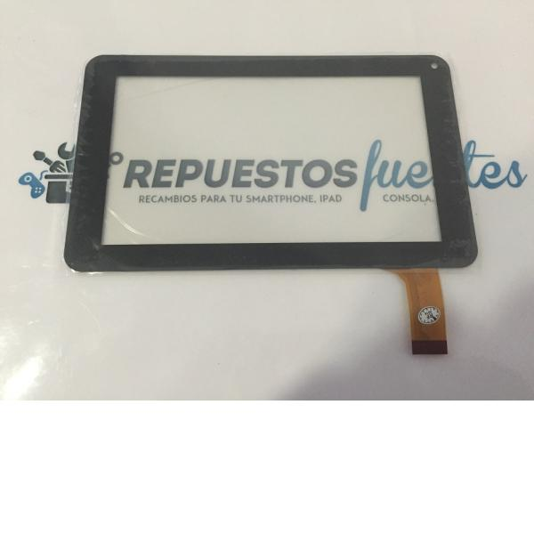 "Pantalla Tactil Universal Tablet 7"" HSCTP-196 YARVIK NOBLE 7c TAB07-400 - Negra"