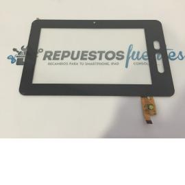 "Pantalla Tactil Universal Tablet 7"" Mediacom Smartpad 705C Topsun_V6A_B - Negra"
