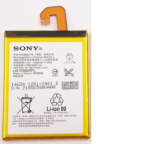 Bateria Original para Sony Xperia Z3 D6603, D6616, D6643, D6653, Xperia Z3 Dual D6633 / Desmontaje