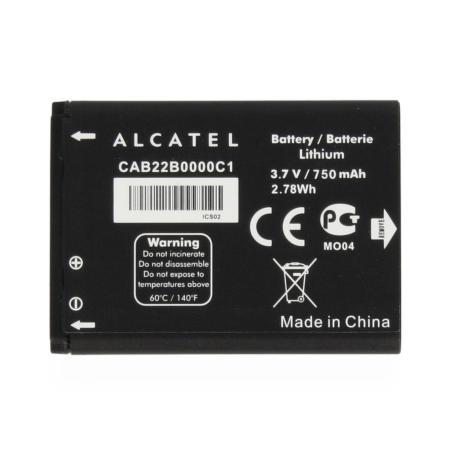 Batería Original CAB22B0000C1 / CAB0400008CA de Alcatel