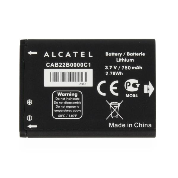 Batería Original CAB22B0000C1 de Alcatel
