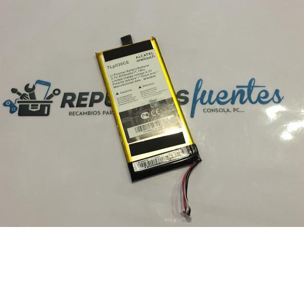 Batería Original TLp030CE para Alcatel One Touch Tab7 Dual Core / Desmontaje