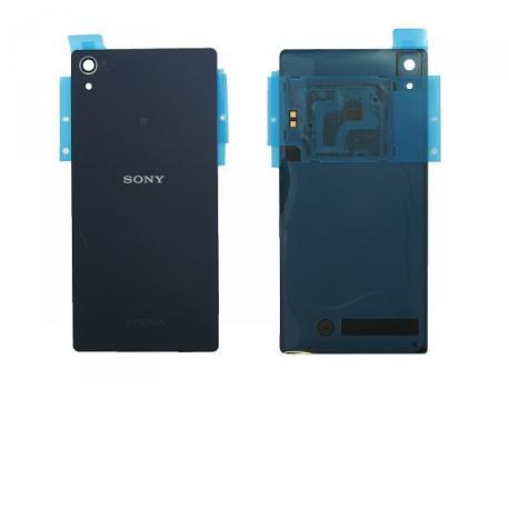 Tapa Trasera de Bateria Sony Xperia Z2 D6502, D6503 ( Sin NFC) - Negra