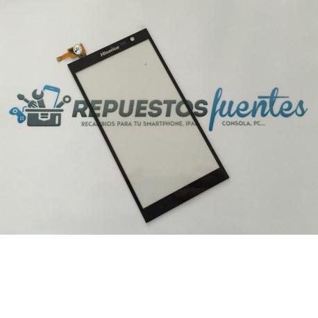 Pantalla Tactil para Hisense V980 U980 - Negra