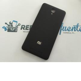 Carcasa Trasera Tapa de Bateria para Xiaomi Red Rice Note 2 Redmi Note 2 - Negro