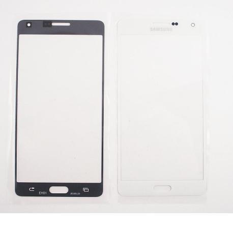Cristal Ventana Gorilla Glass Blanco Samsung Galaxy A7 A700F