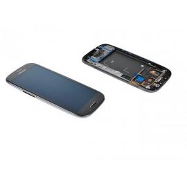 Pantalla Completa LCD Display + Tactil + Carcasa Frontal Samsung Galaxy S3 i9300 - Gris Liquidacion