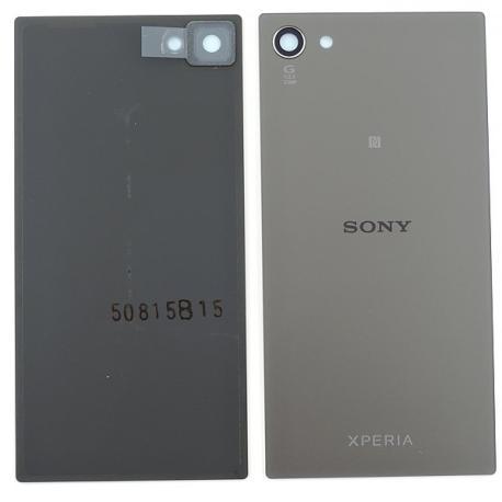 Tapa Trasera de Bateria Original para Sony Xperia Z5 Compact (E5803, E5823) - Negra