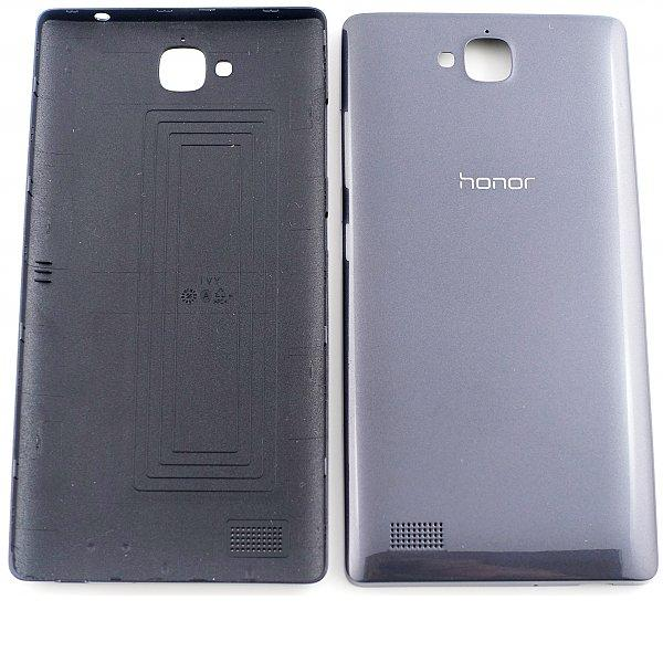 Carcasa Tapa Trasera de Bateria para Huawei Honor 3C - Negra