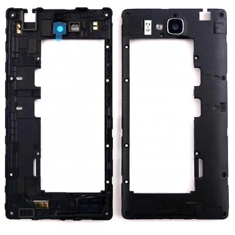 Carcasa Intermedia  con Lente Original para Huawei Ascend G740
