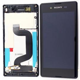Pantalla Lcd + Tactil con Marco Original Sony Xperia E3 D2202 D2203 D2206 D2212 - Negra